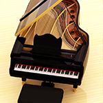 グランドピアノ©sisioumaru